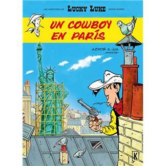 Lucky Luke - Un cowboy en París