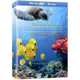 Pack Arrecife de coral - Blu-Ray 3D + 2D