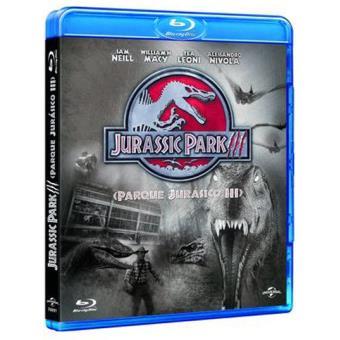 Parque Jurásico 3 - Jurassic Park 3 - Blu-Ray
