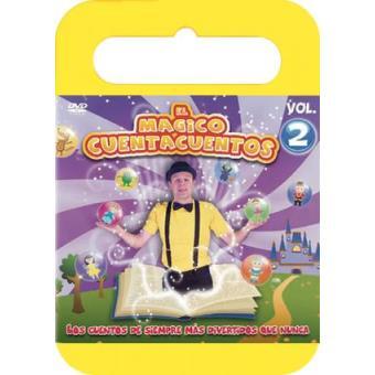 El mágico cuentacuentos (Volumen 2) - DVD