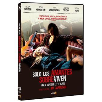 Sólo los amantes sobreviven - DVD