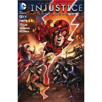 Injustice: gods among us 5