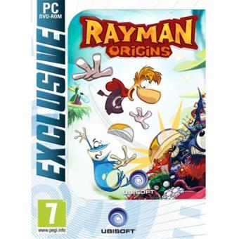 Rayman Origin Serie Exclusive PC