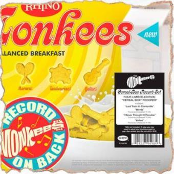Cereal Box Singles (Edición 4 vinilos)