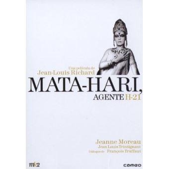 Mata-Hari, agente H-21 V.O.S. - DVD