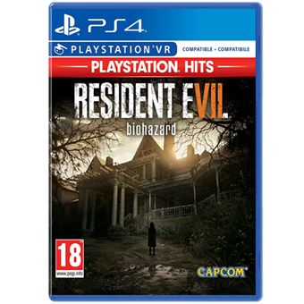 Resident Evil 7 Hits PS4