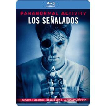 Paranormal Activity: Los señalados - Blu-Ray
