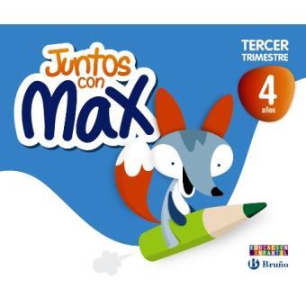 Juntos con Max 4 años Tercer trimestre
