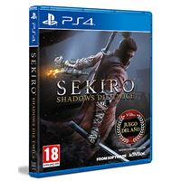 Sekiro-Shadows Die Twice PS4