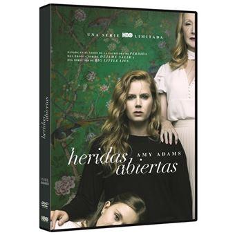 Heridas abiertas  Serie Completa - DVD