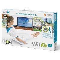Wii Fit U + Fit U Meter + Balance Board Wii U