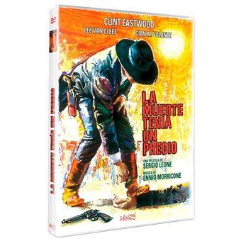 La muerte tenía un precio - DVD