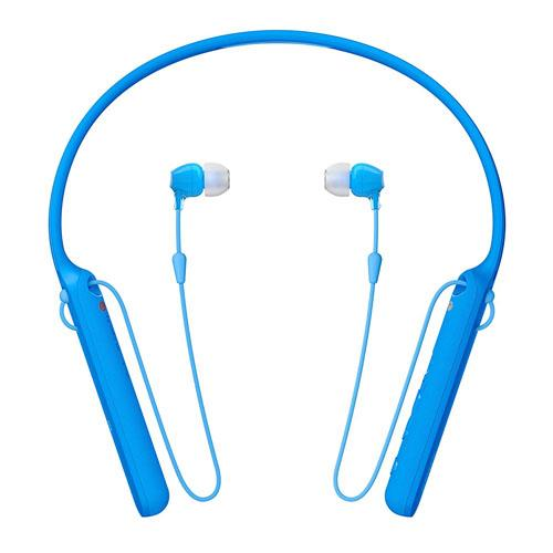 Auriculares Bluetooth Sony WI-C400 Azul