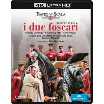 I Due Foscari -4k-  - Blu-Ray