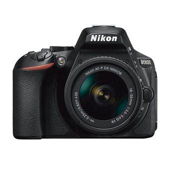 Cámara Réflex Nikon D5600 + AF-P DX 18-55 mm VR Kit