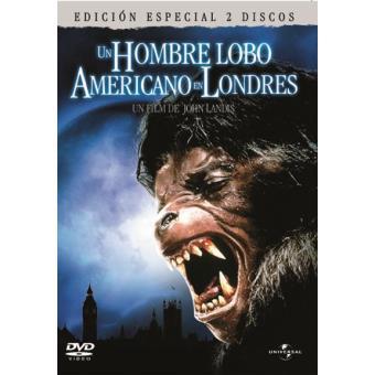 Un hombre lobo americano en Londres Ed Especial - DVD