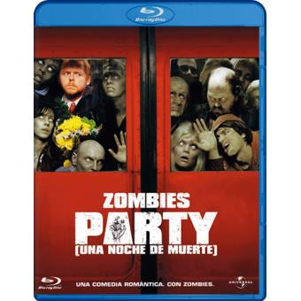 Zombies Party - Blu-Ray