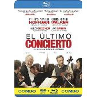 El último concierto - Blu-Ray + DVD