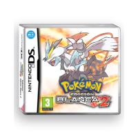 Pokémon Edición Blanca 2 Nintendo DS