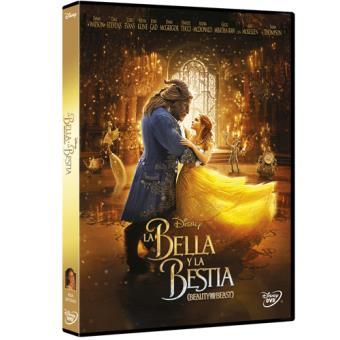 La bella y la bestia (2017) - DVD