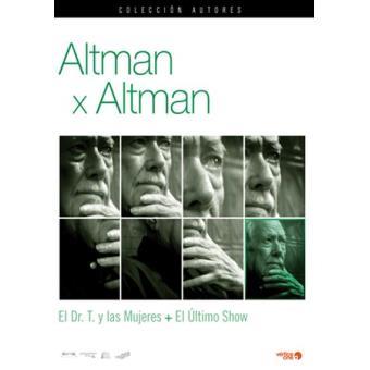 Pack Altman x Altman: El Dr. T y las mujeres + El último show - DVD