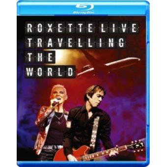 Live: Travelling The World + CD (Formato Blu-Ray)