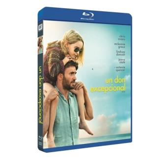 Un don excepcional - Blu-Ray
