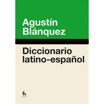 Diccionario latino español