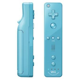 Mando Remote Plus Azul Wii / Wii U
