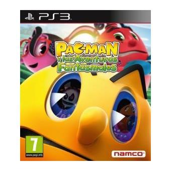 Pac Man Y Las Aventuras Fantasmales Ps3 Para Los Mejores
