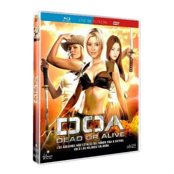 DOA: Dead Or Alive - Blu-Ray + DVD
