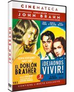 Pack Doble sesión: John Brahm - DVD
