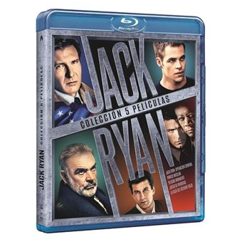 Pack Jack Ryan - Blu-ray