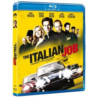The Italian Job - Blu-Ray