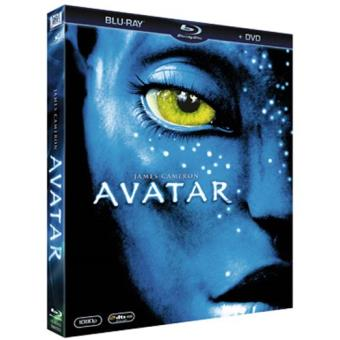 Avatar - Blu-Ray + DVD