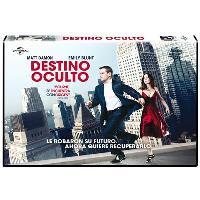 Destino oculto - DVD Ed Horizontal