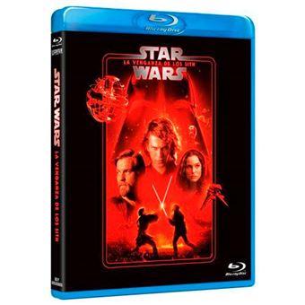 Star Wars Episodio III La venganza de Sith - Blu-ray