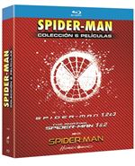 Pack Spiderman 1-6 - Blu-Ray