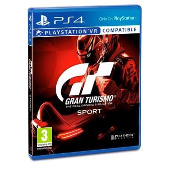 Gran Turismo Sport Ps4 Para Los Mejores Videojuegos Fnac