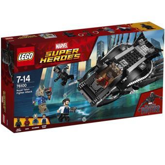 LEGO Marvel Super Heroes - Ataque del Royal Talon Fighter