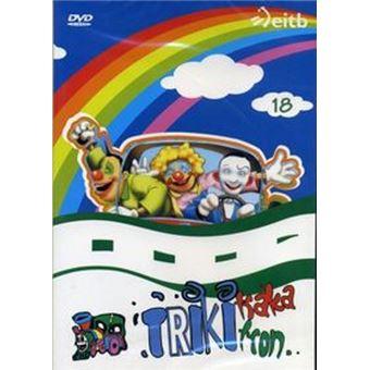 Trikitrakatron (Volumen 18) - DVD