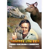 Pack El hombre y la Tierra: Fauna venezolana y canadiense - DVD