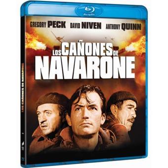 Los cañones de Navarone - Blu-Ray
