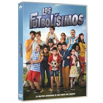 Los Futbolísimos - DVD