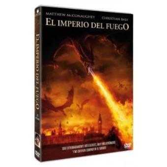 El imperio de fuego - DVD