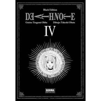 Death Note Black Edition 4