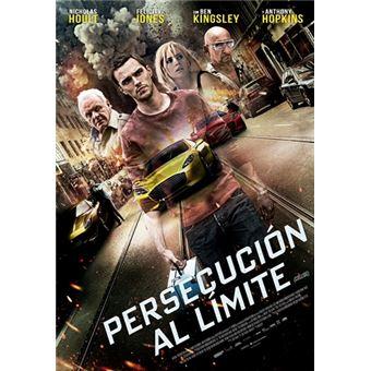 Persecución al límite - DVD
