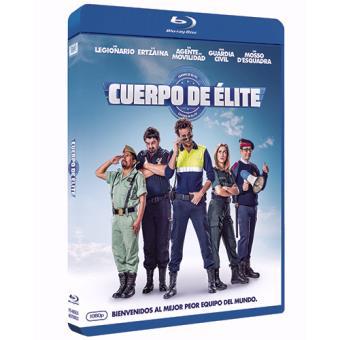 Cuerpo de élite - 2016 - Blu-Ray
