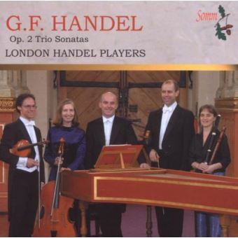 Trio sonates op.2