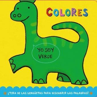 Tira y juega. Colores